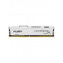 HyperX Fury Blanc 8 Go (1x 8 Go) DDR4 3466 MHz CL19