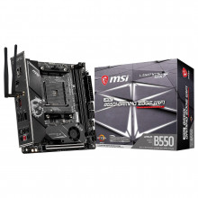 MSI MPG B550I GAMING EDGE WIFI