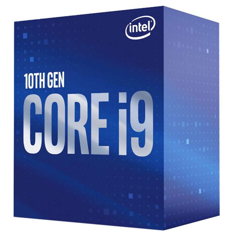 Intel Core i9-10900 (2.8 GHz / 5.2 GHz)
