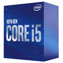 Intel Core i5-10500 (3.1 GHz / 4.5 GHz)