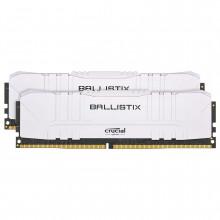 Ballistix White 64 Go (2 x 32 Go) DDR4 3600 MHz CL16