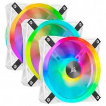 Corsair QL Series QL120 RGB (Par 3) blanc