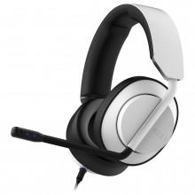 NZXT AER Headset Blanc