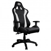 Cooler Master Chaise Caliber R1 Gaming Chair White