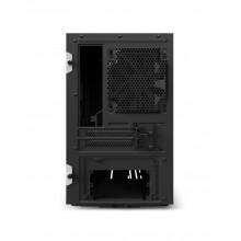NZXT H200i MINI-ITX Noir/Blanc CA-H200W-WB