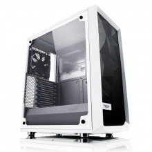 Fractal Design Meshify C TG (Blanc)